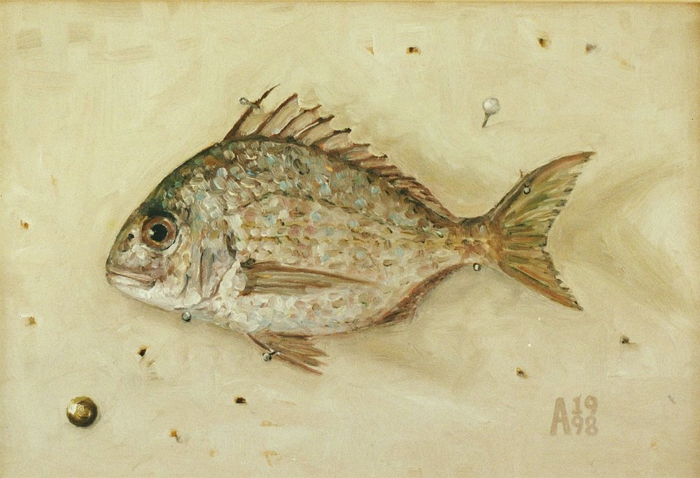 1998 Red Bream oil on board.jpg