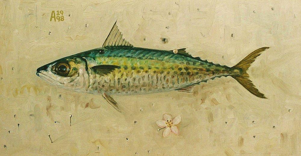 Slimey Mackerel
