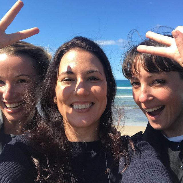 Fun, sunshine and naturopaths. Soaking up the vibes at the 2nd Australian Naturopathic Summit in Lennox Heads #ans2018