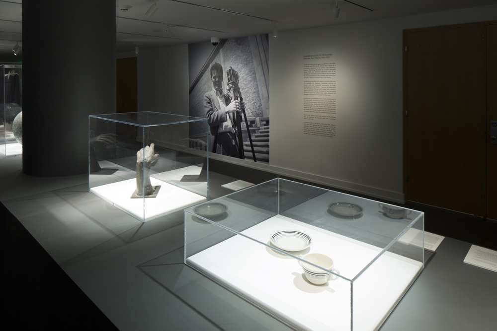 CRANBROOK GOES TO THE MOVIES: FILMS AND THEIR OBJECTS, 1925 - 1975   Cranbrook Art Museum June 2014 - February 2015 Photo: R.H. Hensleigh
