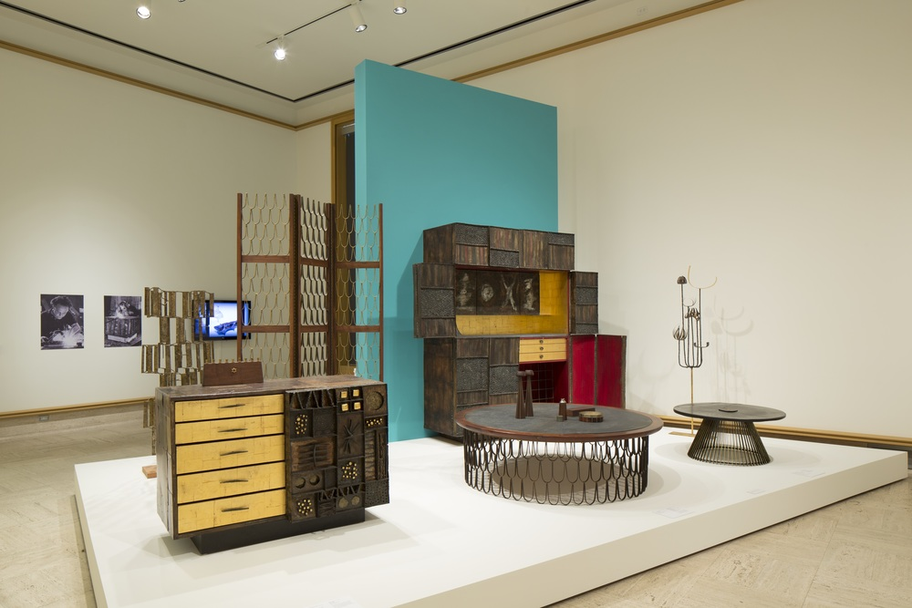 PAUL EVANS: CROSSING BOUNDARIES AND CRAFTING MODERNISM   Cranbrook Art Museum June 2014 - October 2014 Photo: R.H. Hensleigh