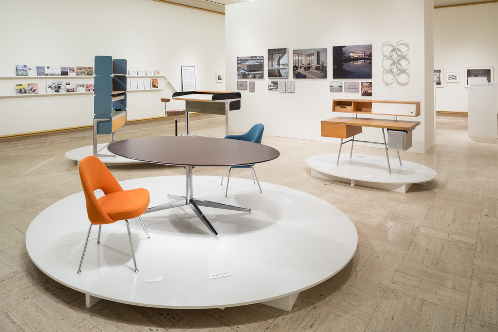 MICHIGAN MODERN: DESIGN THAT SHAPED AMERICA   Cranbrook Art Museum June 2013 - October 2013 Photo: R.H. Hensleigh