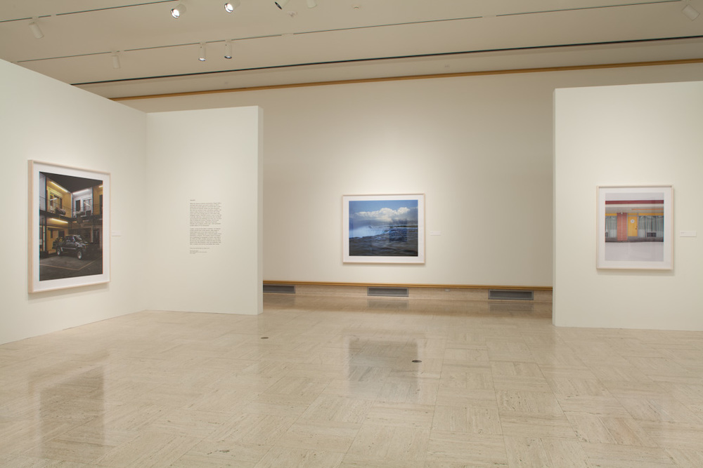 FROM HERE TO THERE: ALEC SOTH'S AMERICA   Cranbrook Art Museum November 2012 - March 2013 Photo: R.H. Hensleigh
