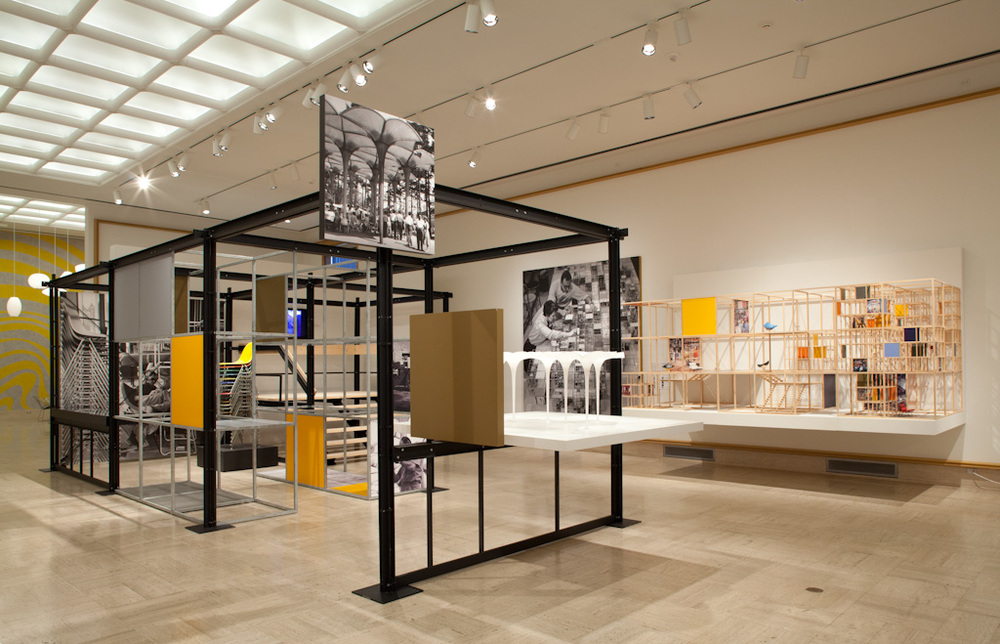 GEORGE NELSON: ARCHITECT | WRITER | DESIGNER | TEACHER   Cranbrook Art Museum June 2012 - October 2012 Photo: R.H. Hensleigh