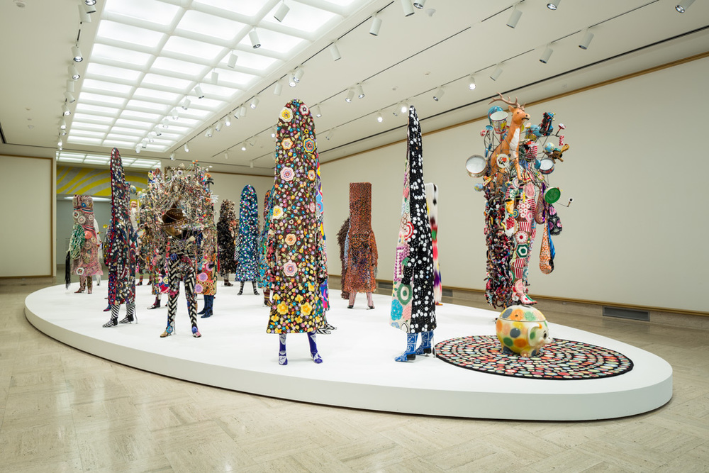 NICK CAVE: HERE HEAR   Cranbrook Art Museum June 2015 - October 2015 Photo: R.H. Hensleigh