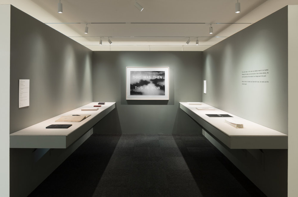 READ IMAGE, SEE TEXT   Cranbrook Art Museum September 2015 - March 2016 Photo: R.H. Hensleigh