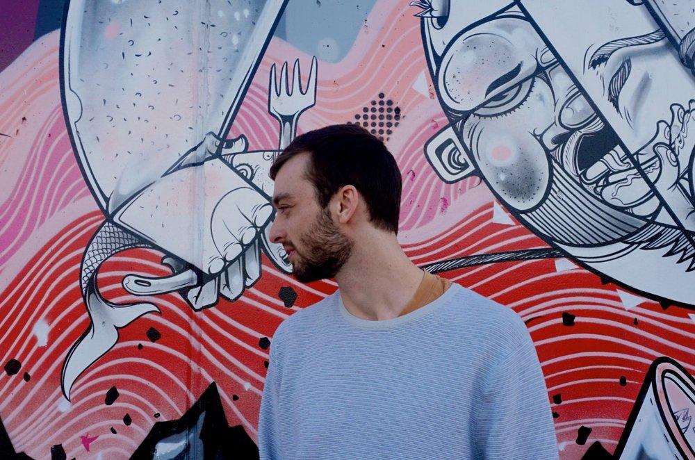 Against Graffiti wall.JPG