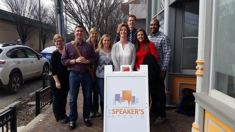 Improv : Leadership First Cohort!