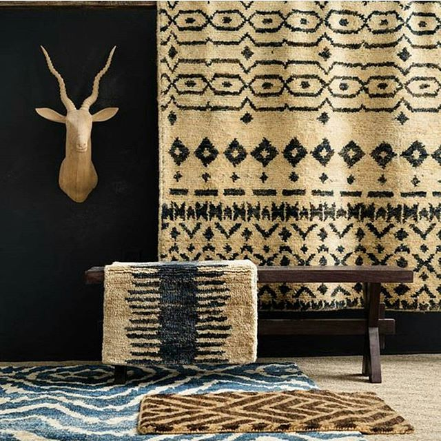 Loving the newest additions to our Dash and Albert jute rug collection, bring rich #indigos to your #earthy #jute #textured #rugs and #runners.  Available in various sizes, samples to view in our Kent Town #showroom #adelaide  #interiordesign #interiorstyling #interiors #stylinginspo #design