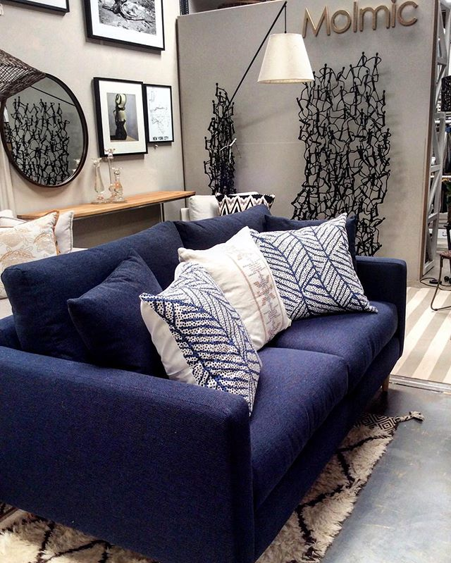 Ally sofa_ new edition to the @molmic_sofas gallery at @adelaide_agencies!