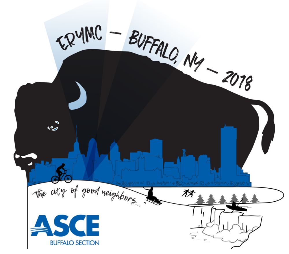 Multi-Regional Leadership Conference - On February 9th and 10th of 2018, the 2018 Multi-Region Leadership Conference (MRLC) for Regions 1, 2, 4 & 5 of the American Society of Civil Engineers (ASCE) will be held in Buffalo, NY. Conference registration can be completed through the ASCE National website via the conference registration link below.