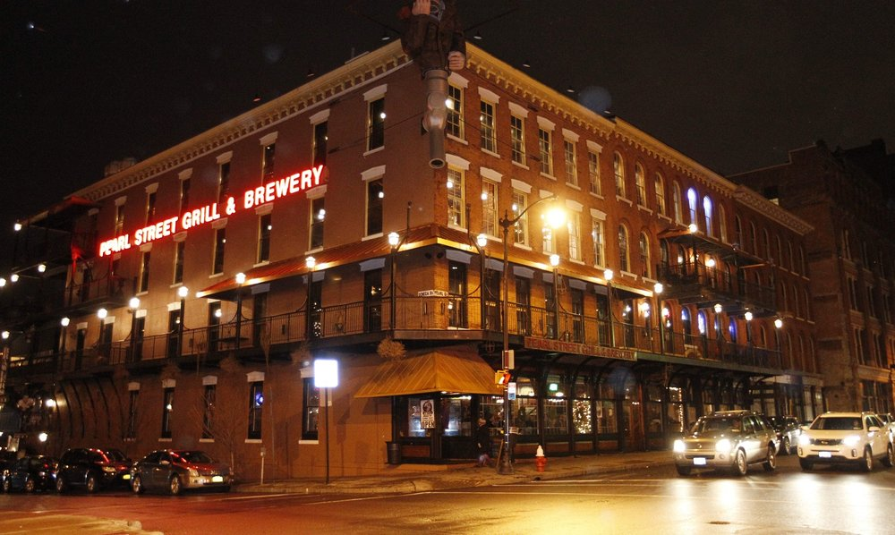 Friday - February 9th - Social at Pearl Street Grill & Brewery. This function is free!Event starts at 6 PM.