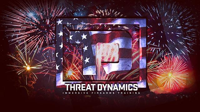 Happy Birthday America 🇺🇸🇺🇸 come on down to TD wearing your BEST America Swag and get a lane fee on us! You'll also get a photo posted on our FB and a chance to win a TD Swag Bag with lots of surprises! #threatdynamics #indoorrange #america #4thofjuly #independenceday  #guns