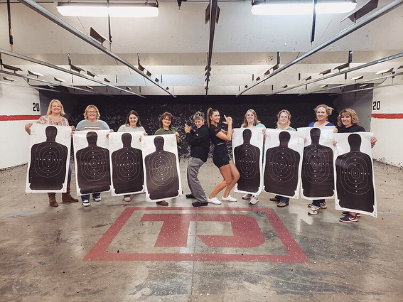 Last nights Femme Fatale group from the Sherwood Police Foundations Boots & Bling Gala was a success! We've just added some new dates for our ladies night! Check out our website and reserve YOUR private night with your girlfriends, or join a group and meet some like-minded local ladies to shoot with!  #firearmstraining #threatdynamics #sherwoodoregon #girlsandguns #femmefatale #girlswithguns #tdtrained #pewpew #glock #simulation #immersive #shooting #threatdynamics #firearmstraining #training #guns #2a #2ndamendment #gun #pewpewlife #gunsmylife #igmilitia #portland #oregon #experienceoregon