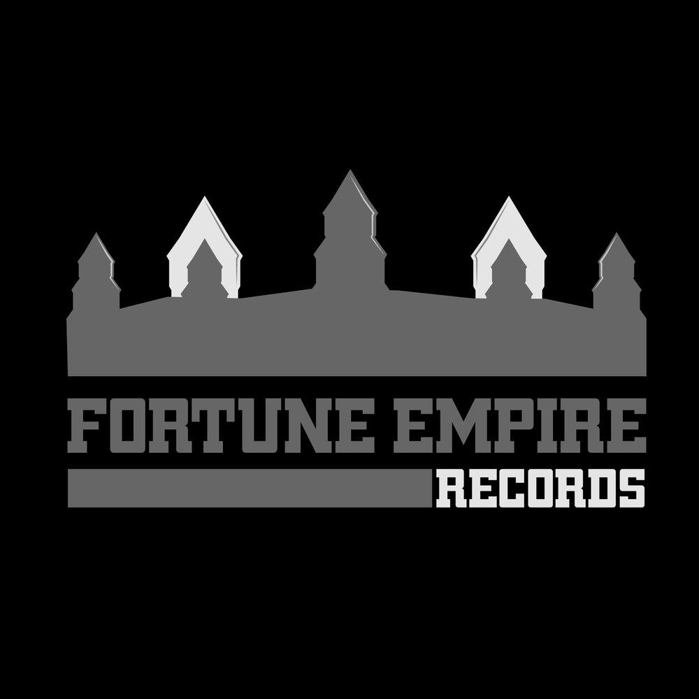 Fortune Empire Records_Dark Grey Logo_Black BG.jpg