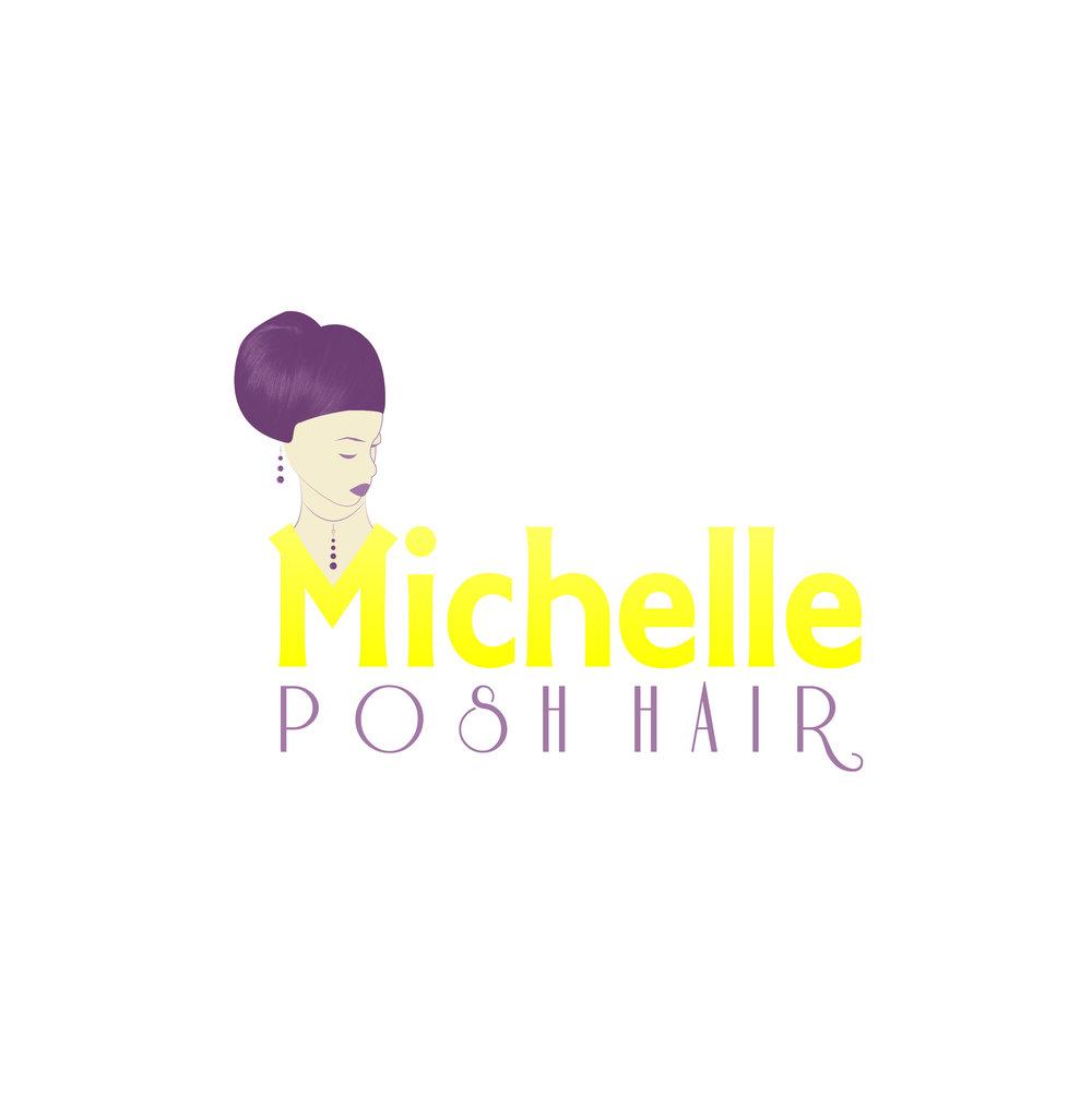 Michelle Posh Hair 14
