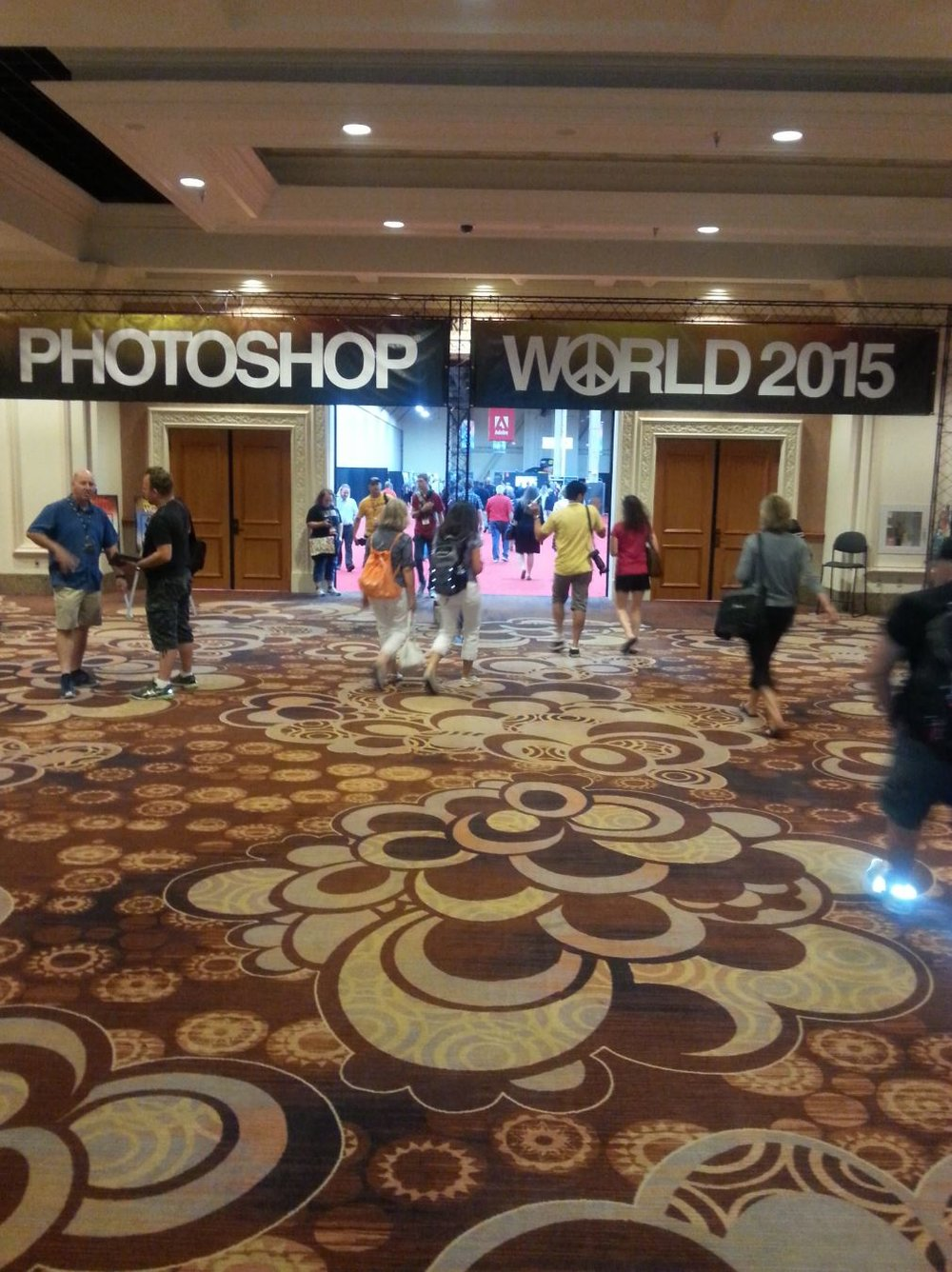 2015 Photoshop World Conference