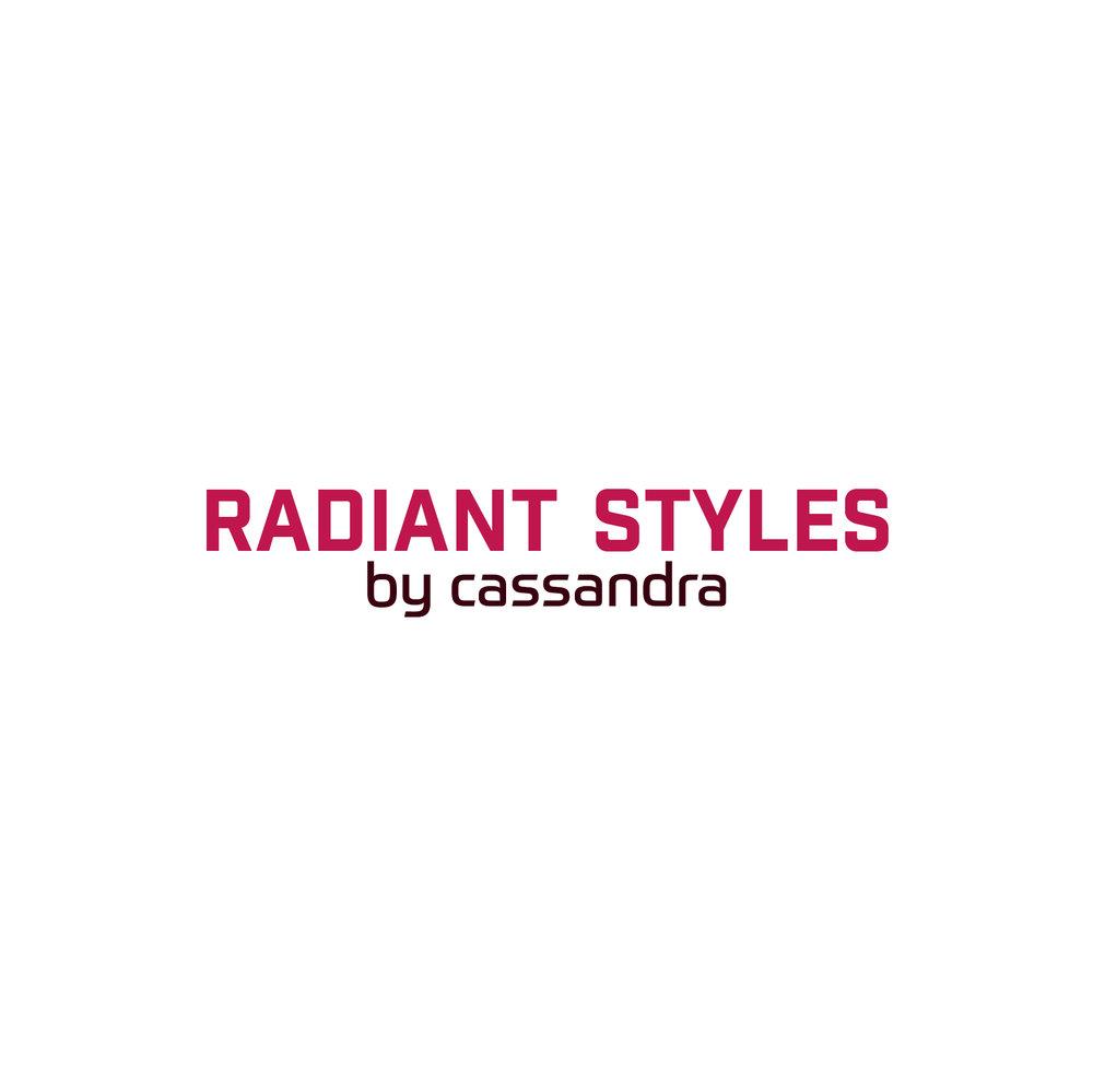 Radiant Styles_Full Cherry Logo