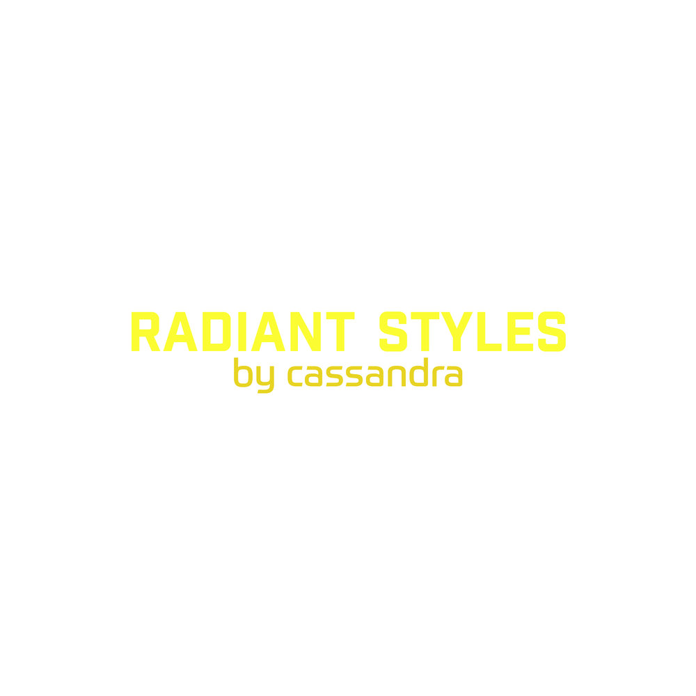Radiant Styles_Full Yellow Logo