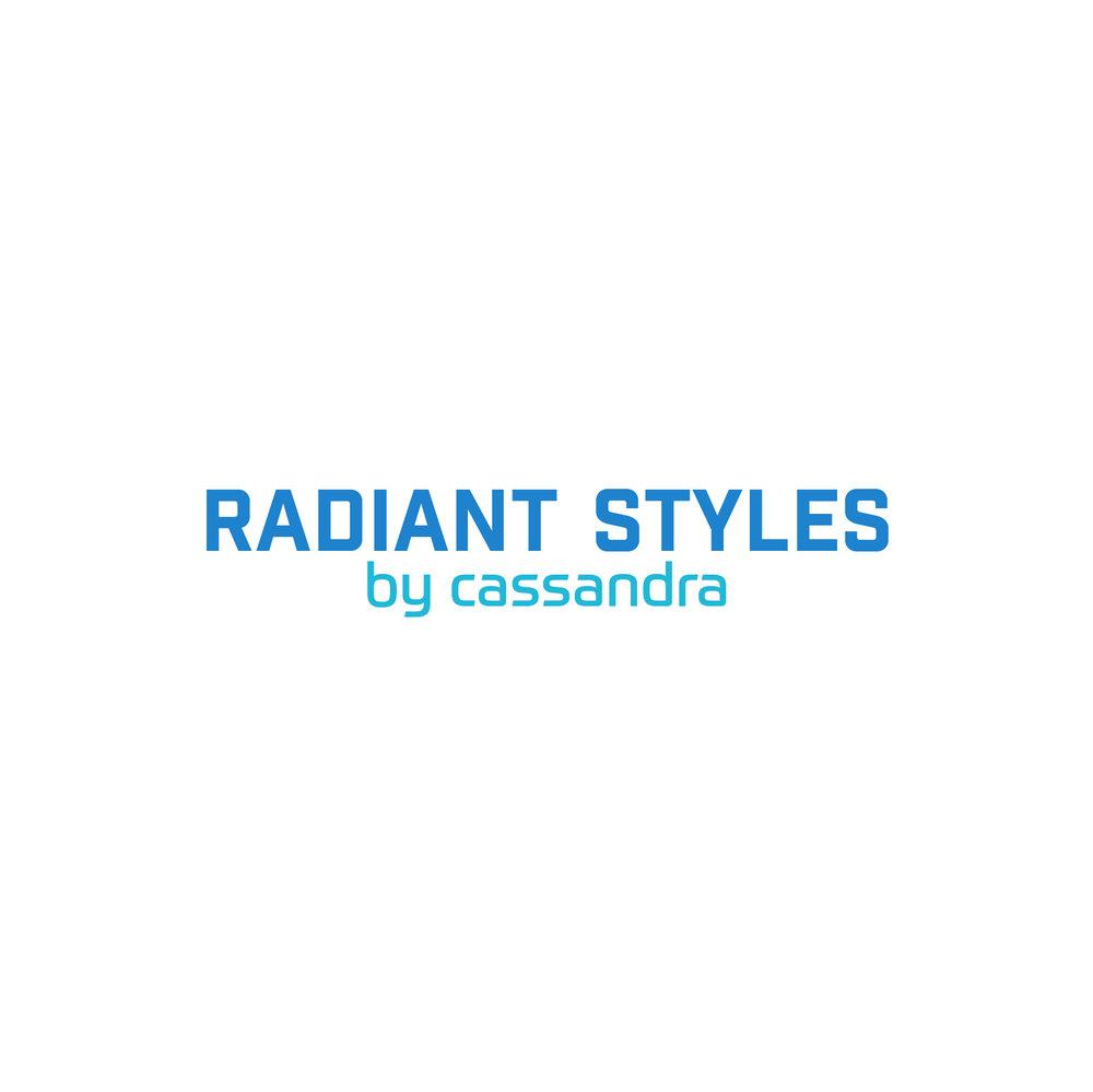 Radiant Styles_Blue & Cool Blue Logo