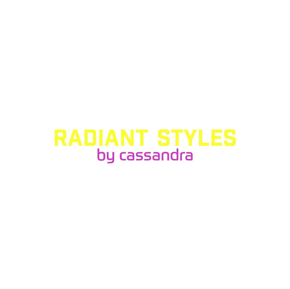 Radiant Styles_Yellow & Pink Logo