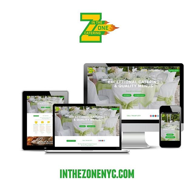 #websitedesign for In The Zone Catering by @6degrees_designstudio 💡Need a #website of your own. @6degrees_designstudio can provide #creative and #business  solutions whether you need a site for #ecommerce #publishing #blogging monetization ad revenue #leadgeneration and more. 🎯 📧info@sixdegreesdesigns.com for free consult  or 📱📞 from link in bio. ➖➖➖➖➖➖➖➖➖➖➖➖➖➖ #blog #caterer #branding #marketing #marketingstrategy #digitalmarketing #webdesign #advertising #creativeagency #agencylife #entrepreneur #businessmen #businesswomen #businessowner #entrepreneurship #startup #networking #network #boss #womeninbusiness #nyc #brooklyn