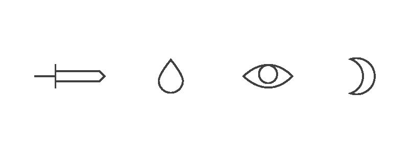 Haunt Branding_Symbols Gry BG.png