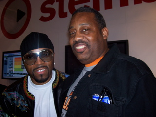 Hang-Time With Teddy Riley