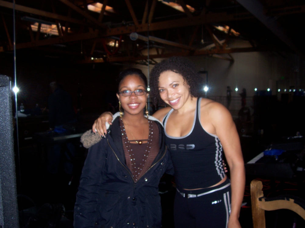 Francheska & Tisha Campbell