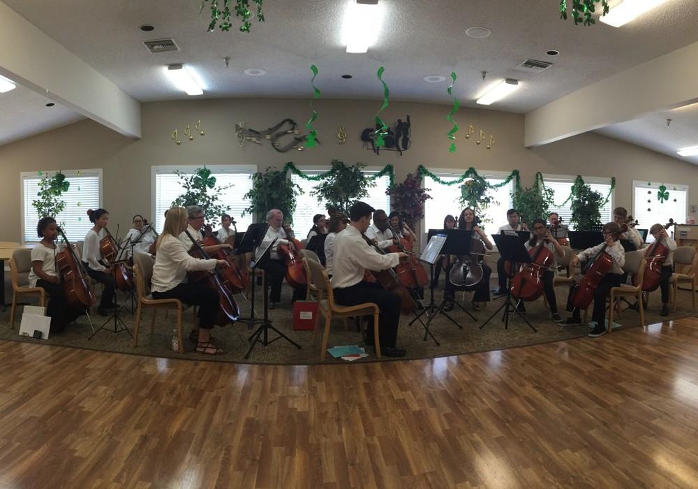 Orange County Cello Choir
