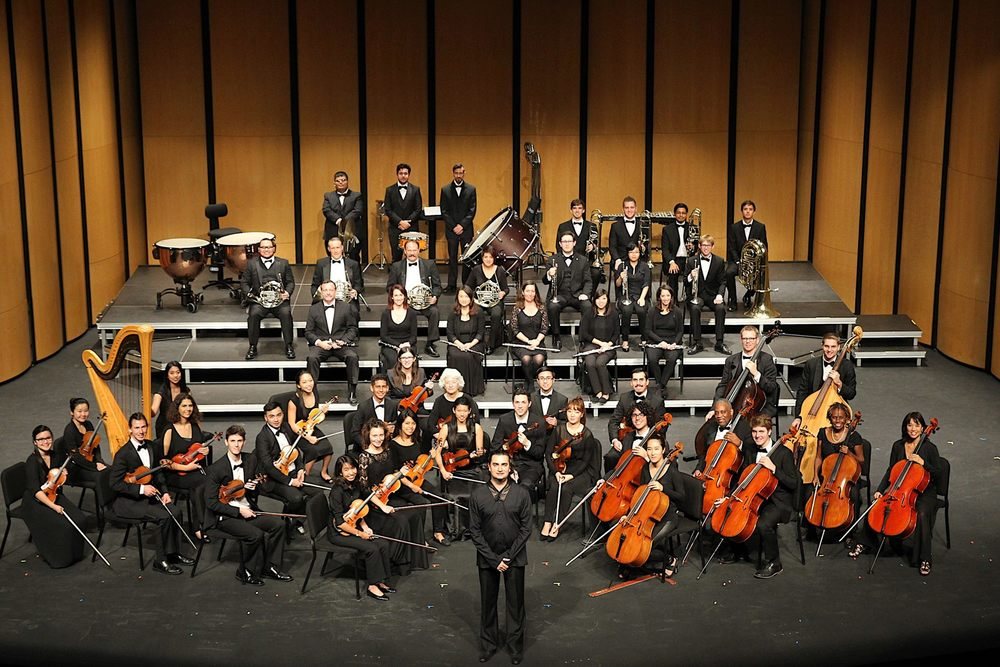 Irvine Valley College Symphony Orchestra