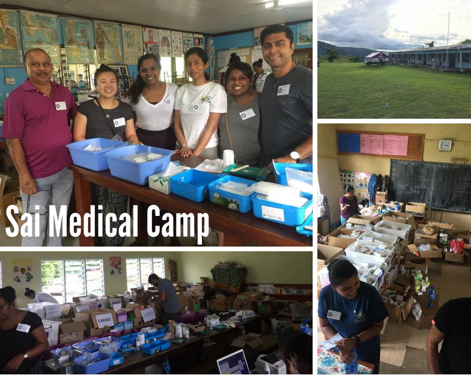 Unichem Greenhithe Sai Medical Camp
