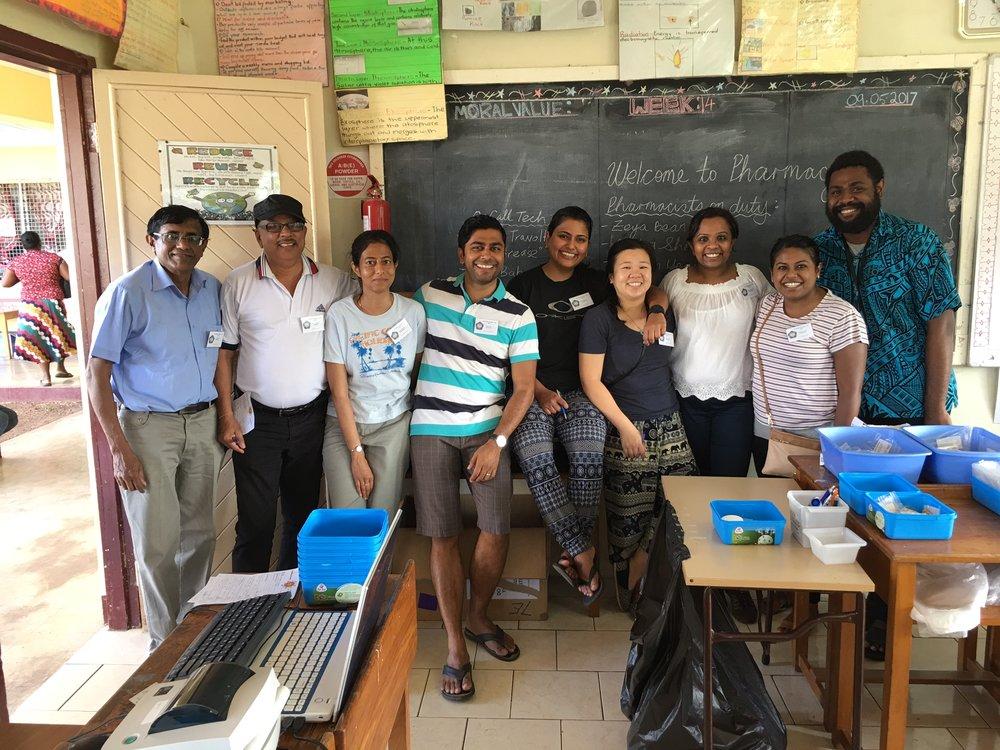 Sai Medial Camp - Fiji