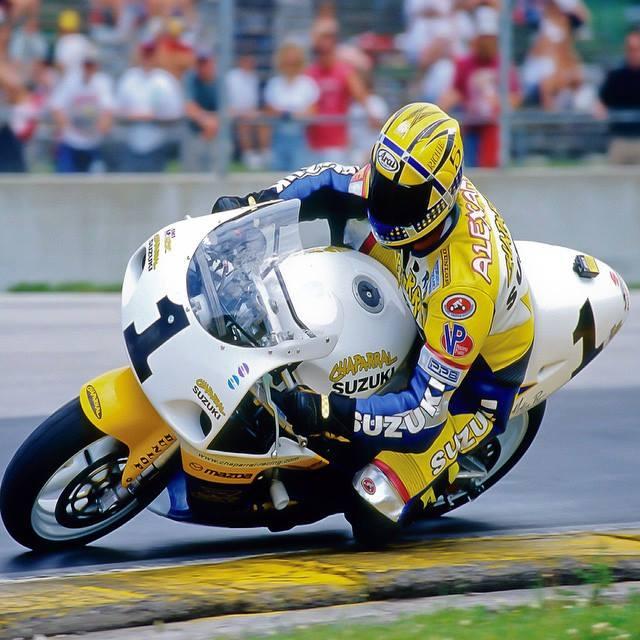1998 750 Supersport Champion, Richie Alexander JR