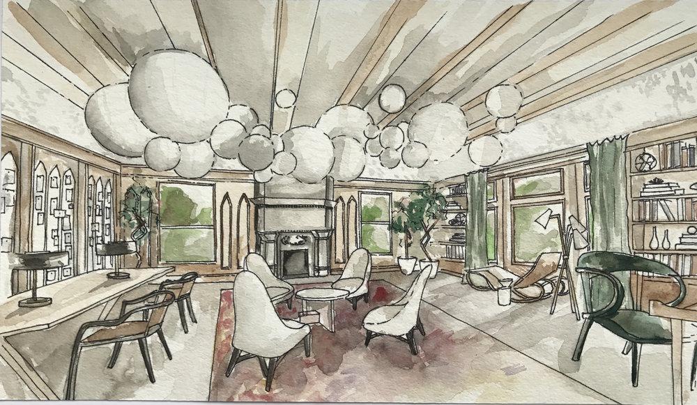 Sneak Peek SF Decorator Showcase Redmond Aldrich Design