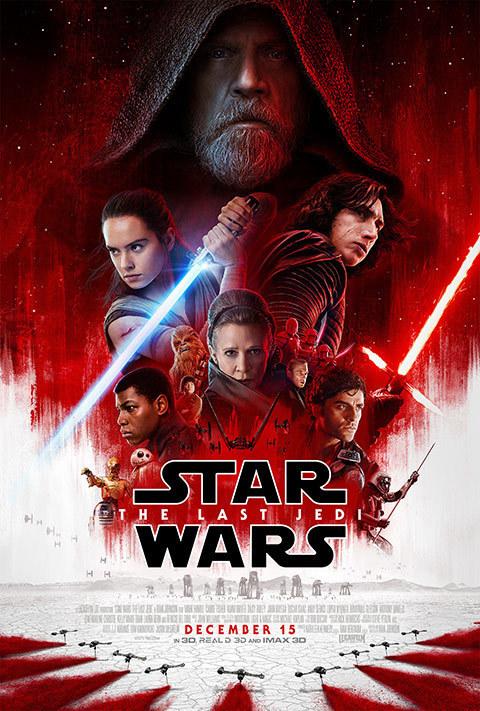 The Last Jedi Review by LA Jamison