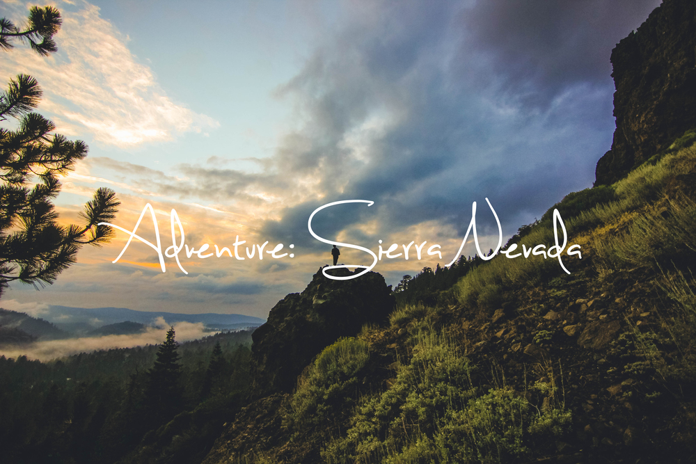 Sierra Nevada Adventure Photography