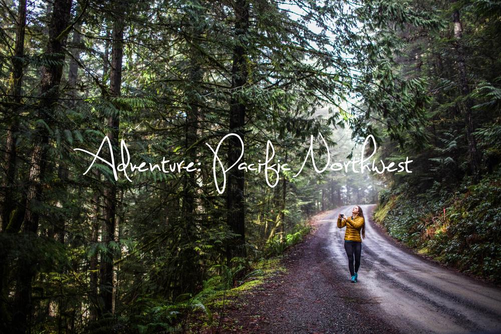 Pacific Northwest Adventure Photography