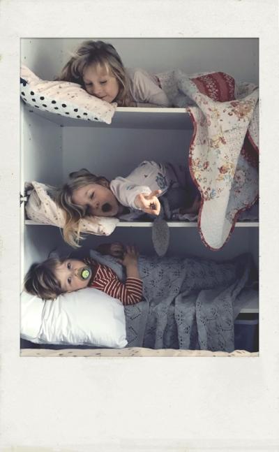 Ava, Helena and Jude