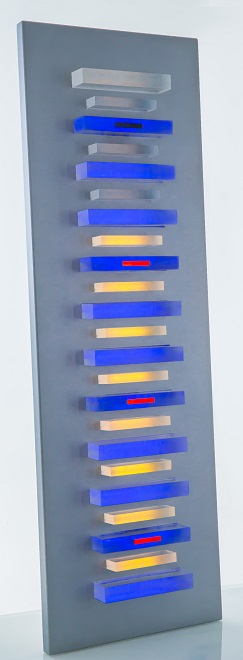 Acrylic Blocks, Cumulative mode, 11:43