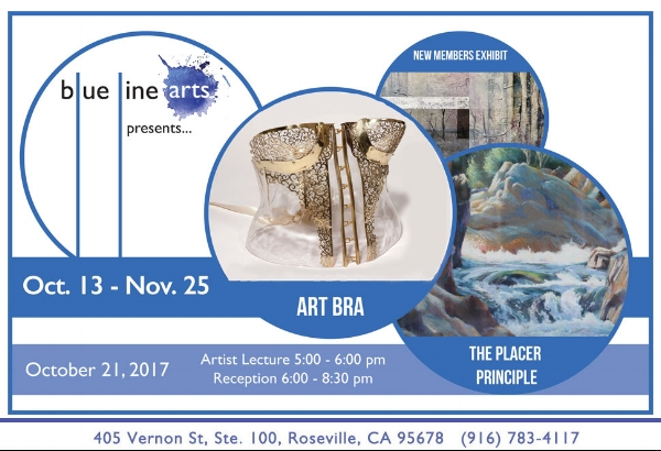 "October 2017 ""The Placer Principle"" Art Show Roseville, California"
