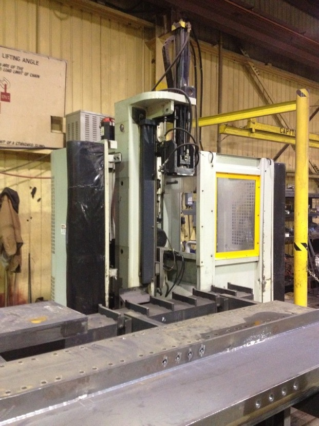 USED FICEP 1001D SINGLE SPINDLE CNC DRILL LINE (2004).jpg