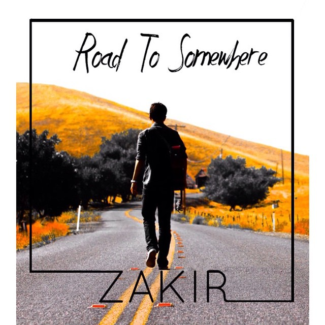 """After a long 12 months in the making, I'm proud to announce that my debut album """"Road To Somewhere"""" is available worldwide 2.11.15. Be the first to Pre-Order it on iTunes:  smarturl.it/RoadToSomewhere [Link In Bio]"""