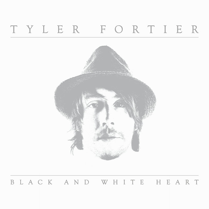 Tyler Fortier - Black and White Heart.jpg