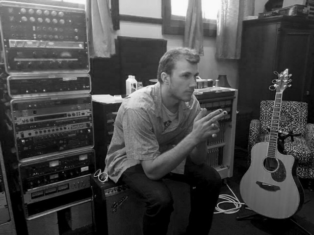 Mat Larimer is a talented engineer located at our Portland, OR recording studio.