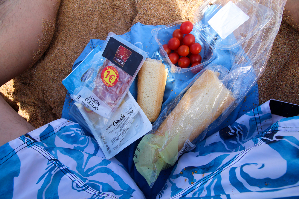 #picnic #sandisthe5thingredient