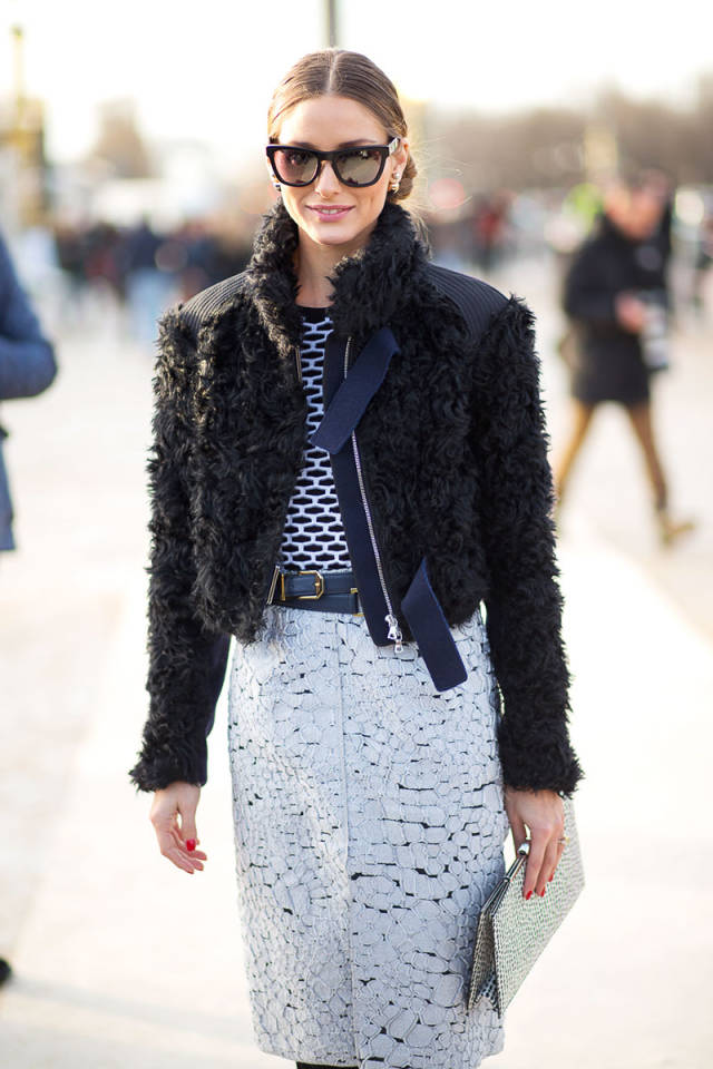 Secretly obsessed with Olivia Palermo. Secretly. xo -A