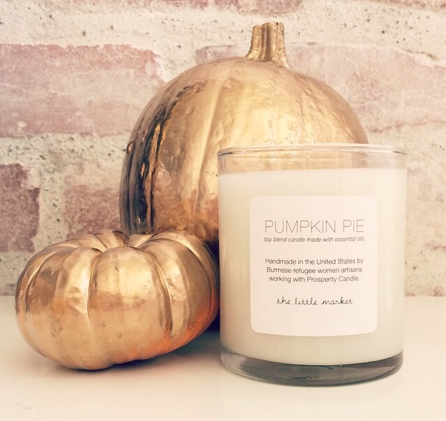Because pumpkin is my favorite part of fall. xo -A