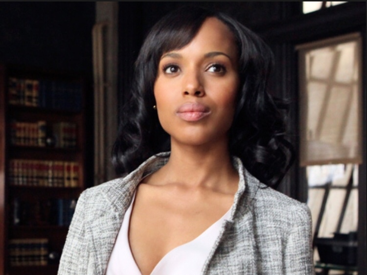 """Because the winter finale of Scandal gave me a glimpse of the Olivia I know and love. """"I choose me….You can dance with me or get off my dance floor."""" xo -A"""