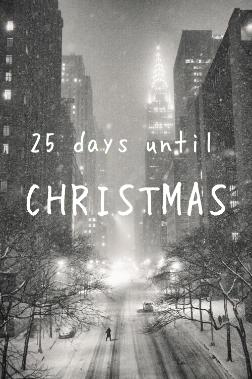 Because this year flew by. xo -A